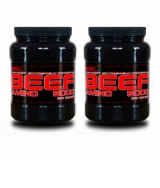Amino BEEF 5000 od Best Nutrition