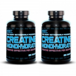 Creatine Monohydrate Peg System od Best Nutrition
