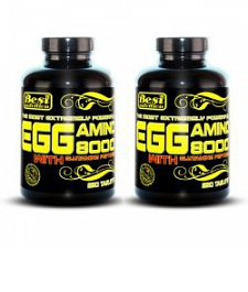 EGG Amino 8000 od Best Nutrition