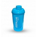 Shaker FIT PLUS Wave, 600 ml