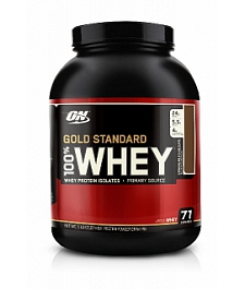 Optimum 100% Whey Gold Standard Protein, 2270 g