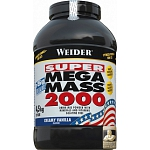 Weider Gainer Super Mega Mass 2000, 4500 g