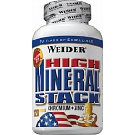 Weider High Mineral Stack, 120 kps