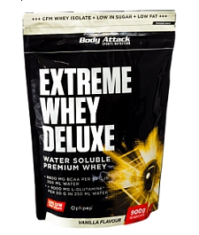 Body Attack Extreme Whey Deluxe, 900 g