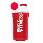 Shaker Muscle&Fitness 600 ml