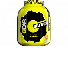 Fitness Authority GEAR WHEY SHOCK 2270 g