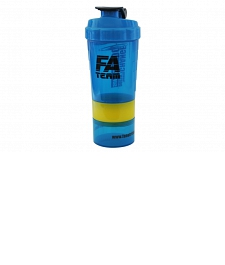 Fitness Authority Smart Shaker 500ml