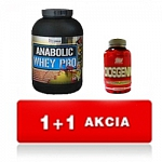 METABOLIC OPTIMAL Anabolic Whey Pro 2270g +  ATP NUTRITION Diosgenin 100 caps.