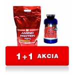 ATP NUTRITION Amino Protein 2kg + BCAA 6000 160 tbl.