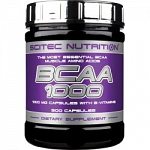 SCITEC NUTRITION BCAA 1000 - 100tbl.