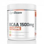 GymBeam BCAA 1500 mg + Lysine