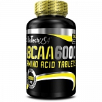 BioTech USA BCAA 6000 100 tabliet