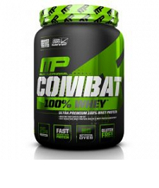 MUSCLE PHARM Combat 100% Whey Protein 2270g