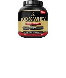 DG Nutrition 100% WHEY Performance Complex