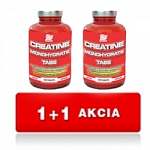 ATP NUTRITION CREATINE MONOHYDRATE TABS. 1+1