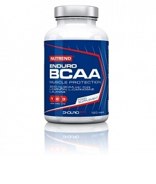 NUTREND ENDURO BCAA 120 cps.