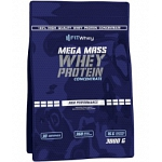 Fit Whey Mega Mass Whey Protein Concentrate 3000 g