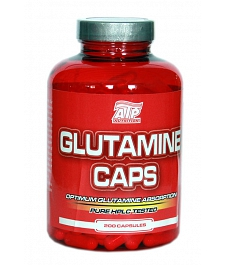 ATP NUTRITION Glutamin 200 Caps