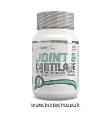 BIOTECH Joint & Cartilage - 60 tabliet