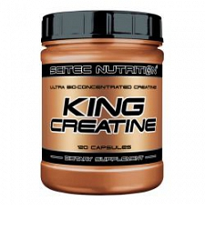 Scitec Nutrition king Creatine 120 tabliet