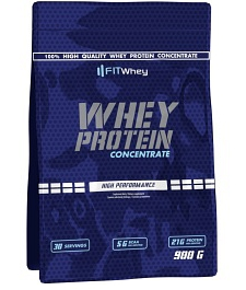 Fit Whey Whey Protein Concentrate
