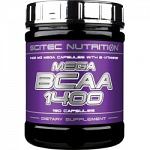 SCITEC NUTRITION Mega BCAA 1400 90 cps.
