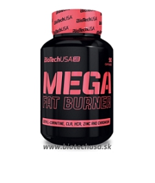 Mega Fat Burner For Her - 90 kapsúl