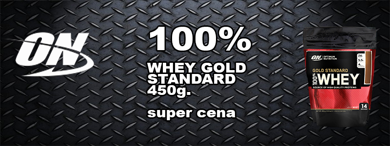 100% Optimum WHEY Gold Standard