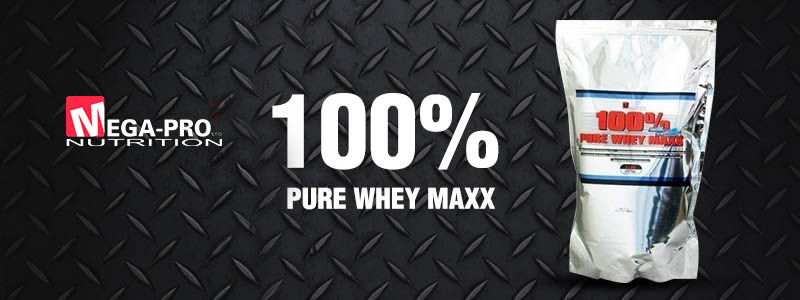 100% Pure Whey Maxx