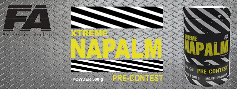 NAPALM FAXTREME