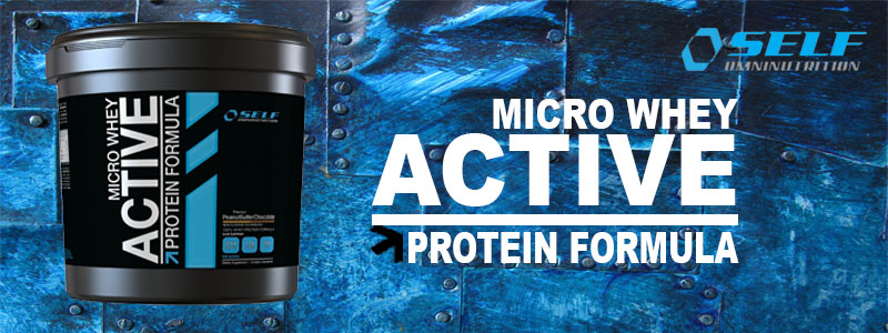 Self omni active whey protein