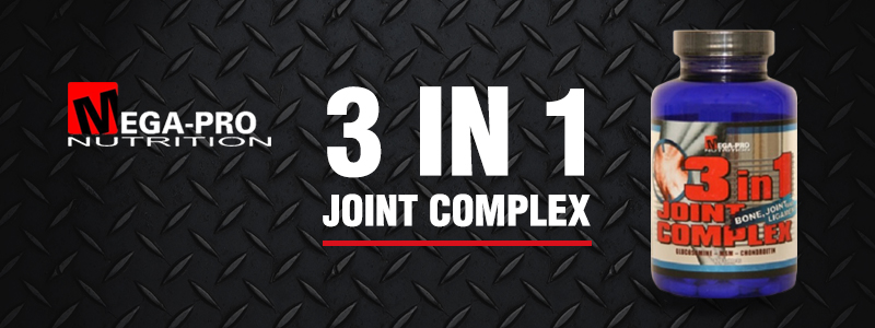 3 IN 1 JOINT COMPLEX