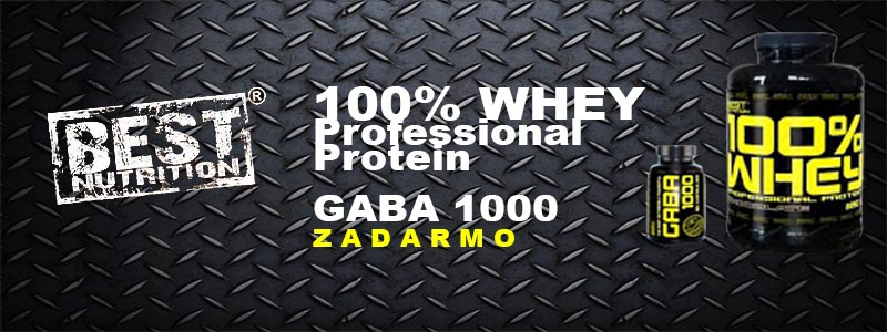 100% WHEY PROFESSIONAL PROTEIN