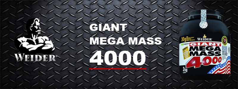 GIANT MEGA MASS